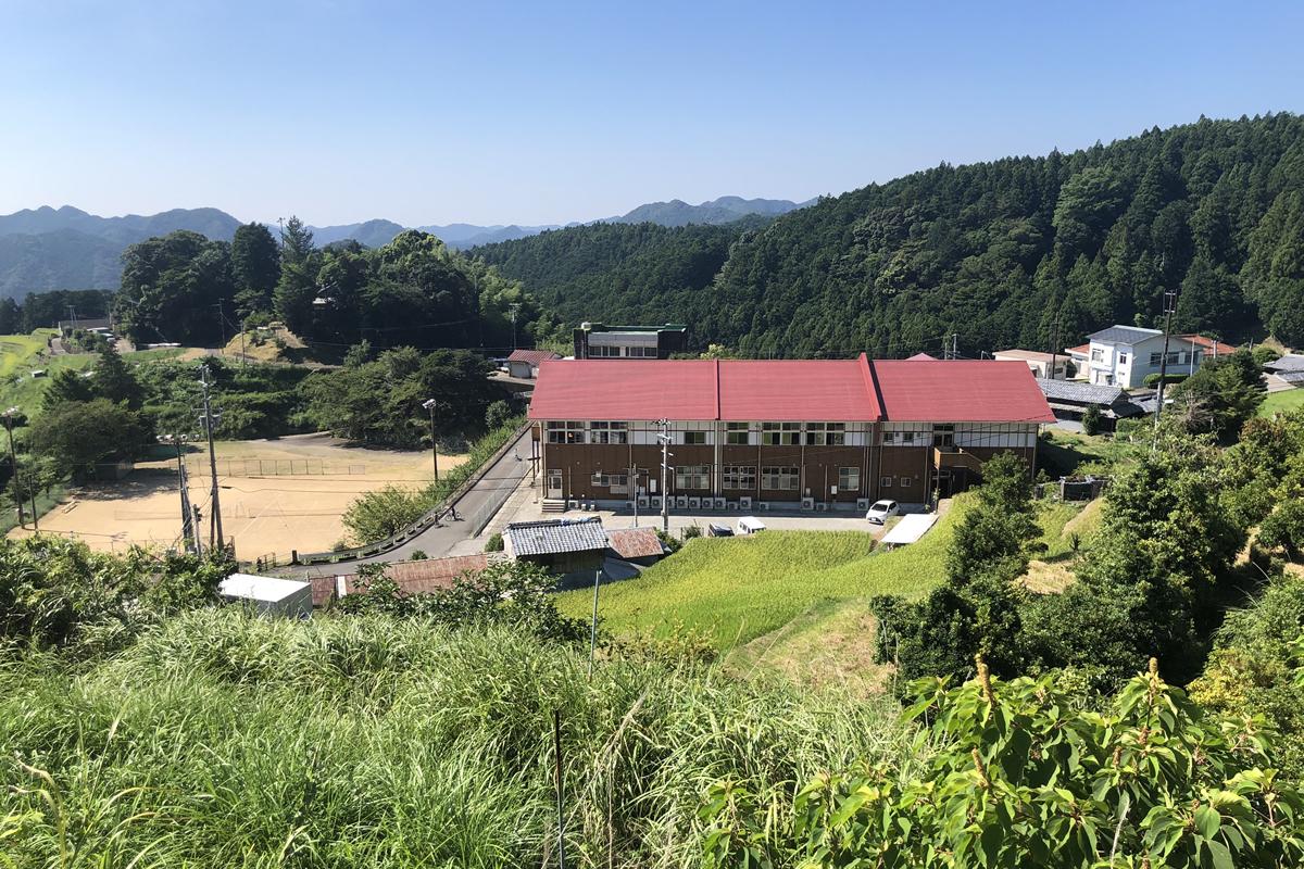 那智勝浦町立色川小・中学校の外観の画像