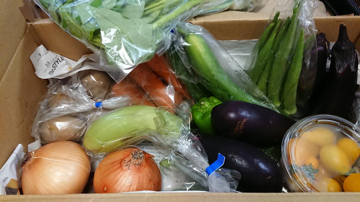 おまかせ野菜BOXの画像