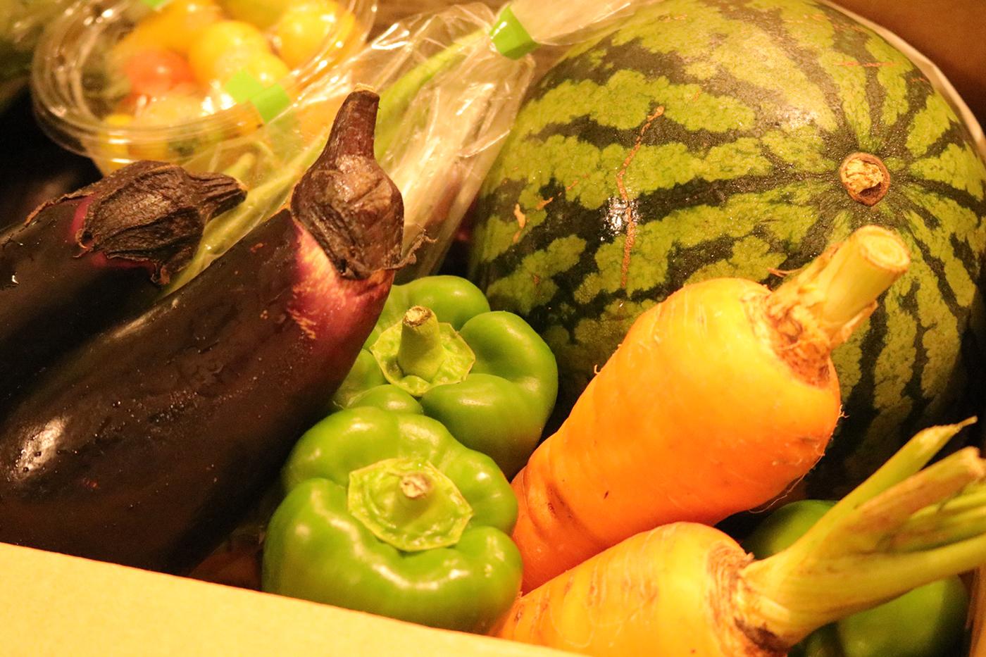野菜BOX通販の中身